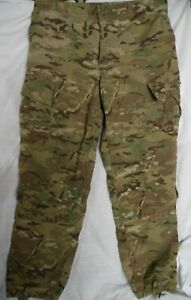 GEN. U.S ARMY ISSUE MTP - INSECT REPELLENT COMBAT TROUSERS WITH KNEE PAD POCKET