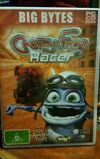 Crazy Frog Racer PC GAME - FREE POST *