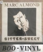 "Marc Almond Bitter Sweet - Clear Vinyl UK 7"" vinyl single record RC6194 Ex+"