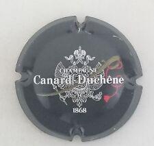 capsule champagne CANARD DUCHENE grand sabre n°56 noir