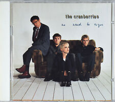 No Need to Argue by The Cranberries [France Import - Island Rec.CID 8029] - NM/M