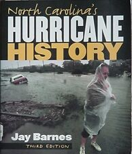 NORTH CAROLINA HURRICANE HISTORY, 2001