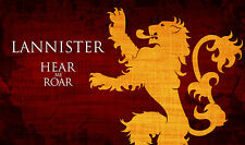 Game of Throne Trono di Spade Play Mat Tappetino - Lannister