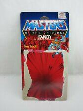 MOTU,Vintage,FAKER CARD BACK,Masters of the Universe,Original,He Man