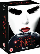 ONCE UPON A TIME Seasons 1-5 [Blu-ray Box Set] Complete Collection Disney ABC