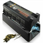 Electronic Mouse Trap Victor Control Rat Killer Pest Electric Rodent Zapper . photo