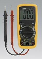 Sealey TM100 Professional Digital Multimeter 6 Function Diagnostic Service Tool