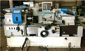 Boehringer VDF DUE 500 Universal Drehmaschine
