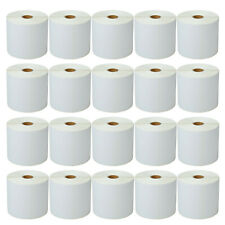 20rolls 4x6 Direct Thermal Shipping 500 Labels For Zebra Lp2824 Tlp2844 Lp2442