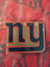 NEW YORK GIANTS BELT BUCKLE NFL BUCKLES NEW