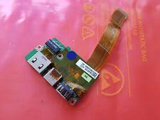 TOSHIBA EQUIUM/SATELLITE U400 LAN/ETHERNET/USB PORT/SOCKET BOARD AND CABLE