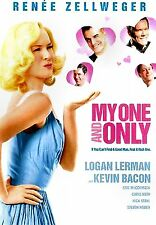 NEW DVD // My One and Only //  Renée Zellweger, Kevin Bacon, Logan Lerman, Mark