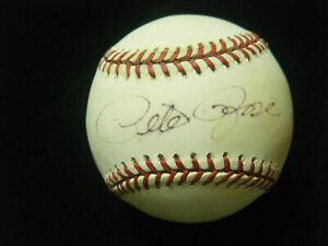 Vintage Pete Rose autographed 1994 World Series baseball