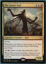 The Locust God Hour of Devastation NM Mythic Rare CARD (126902) ABUGames