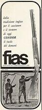 W5176 Condor FIAS il fucile del domani - FIAS - Pubblicità 1972 - Advertising