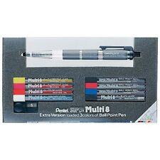 Pentel JAPAN 2.0mm Mechanical Pencil Japanese Multi 8 colors Pen PH803ST