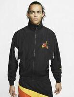 NEW Men's Nike Air Jordan Jumpman Classics Jacket Windrunner CV7418 010