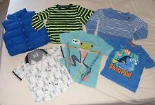 Age 3-4 NEXT M&S Boys Body Warmer T-shirts Shirt Tops  Jumper Clothing Bundle