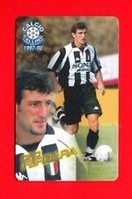 CALCIO CALLING 1997-98 Panini 1997 - Card n. 25 - FERRARA - JUVENTUS -New