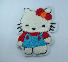 Mignon Hello Kitty peluche 10 cm brodé A coudre sur tissu patch badge applique