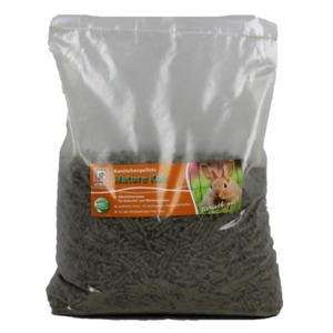 Kaninchen Pellets Nature Kok 7 kg - Alleinfutter m. phytogenen Pflanzenextrakten