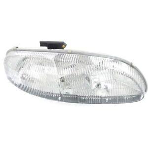 New Right New Right DOT/SAE Headlight For Chevrolet Lumina 1995-2001