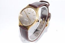 """""""Excellent+++"""" LONGINES Flagship Hand Winding Men's Wrist Watch From Japan *1710"""