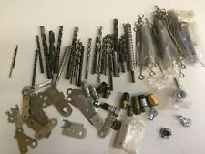 Vintage Parts Lot Drill Bits Fractional Hangers Pins Misc Gun Decoy Parts