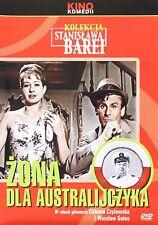 Zona dla australijczyka (DVD) Stanislaw Bareja  (Shipping Wordwide) Polish film