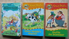 Enid Blyton X3 Books ( Wishing Chair, Meddle's Mischief, Shuffle the Shoemaker)