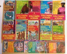 13 romans ALEXANDER McCALL SMITH Mme Ramotswe livre 10/18
