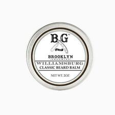 NEW Williamsburg Beard Balm Mens Grooming Products