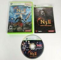 COMPLETE - N3 II Ninety-Nine Nights - Microsoft Xbox 360 2010