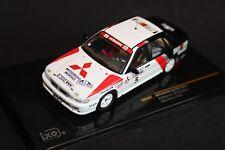 IXO Mitsubishi Galant VR-4 1988 1:43 #5 Vatanen / Belglund RAC Rally
