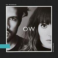 Oh Wonder - Ultralife [New CD]