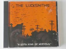 THE LUCKSMITHS - A GOOD KIND OF NERVOUS - RARE OZ CD