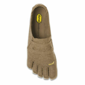 Vibram Fivefingers Men's CVT Hemp Shoes (Khaki) Size 42 EU 9-9.5 US