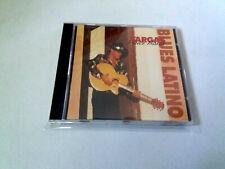"VARGAS BLUES BAND ""BLUES LATINO"" CD 13 TRACKS COMO NUEVO"