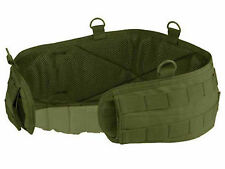 Condor Gen II Battle Belt - Olive - Medium 241-001-M MOLLE PALS