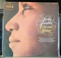 Aretha Franklin - Once In A Lifetime - 1970 LP record