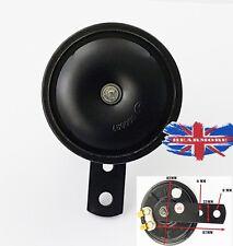 Universel LOUD remplacement 12 V Moto Moto Rouge Corne 110db @UK