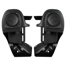 Lower Vented Fairing Glove Speaker For Harley Touring Electra Street Glide 83-13