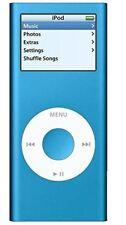 Apple iPod Nano 2nd Generation Blue (4GB) - VERY GOOD CONDITION