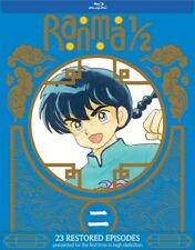 Ranma 1/2 Set 2 (Deluxe Edition) [New Blu-ray] Ltd Ed, Deluxe Edition, 3 Pack,