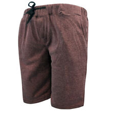 Pure Color All Match Mens Shorts - Coffee (CHG070466)