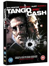 TANGO AND CASH - DVD - REGION 2 UK