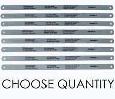 DISSTON Challenger Hack Saw Metal Cutting Blades, 10 in x 24 TPI, Hacksaw, NEW