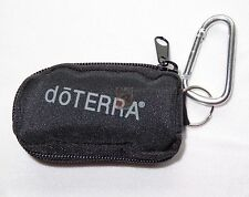 Little Black Key Chain Travel Case doTERRA Essential Oils empty FREE Ship