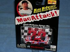 1998 CLEAN SHOWER-MAC ATTACK-Tribute to Mark McGwire-Bobby Hillin Jr. 1/64 scale