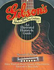 Gibson's Fabulous Flat-Top Guitars 2nd Edition Play Acoustic Guitar Music Book